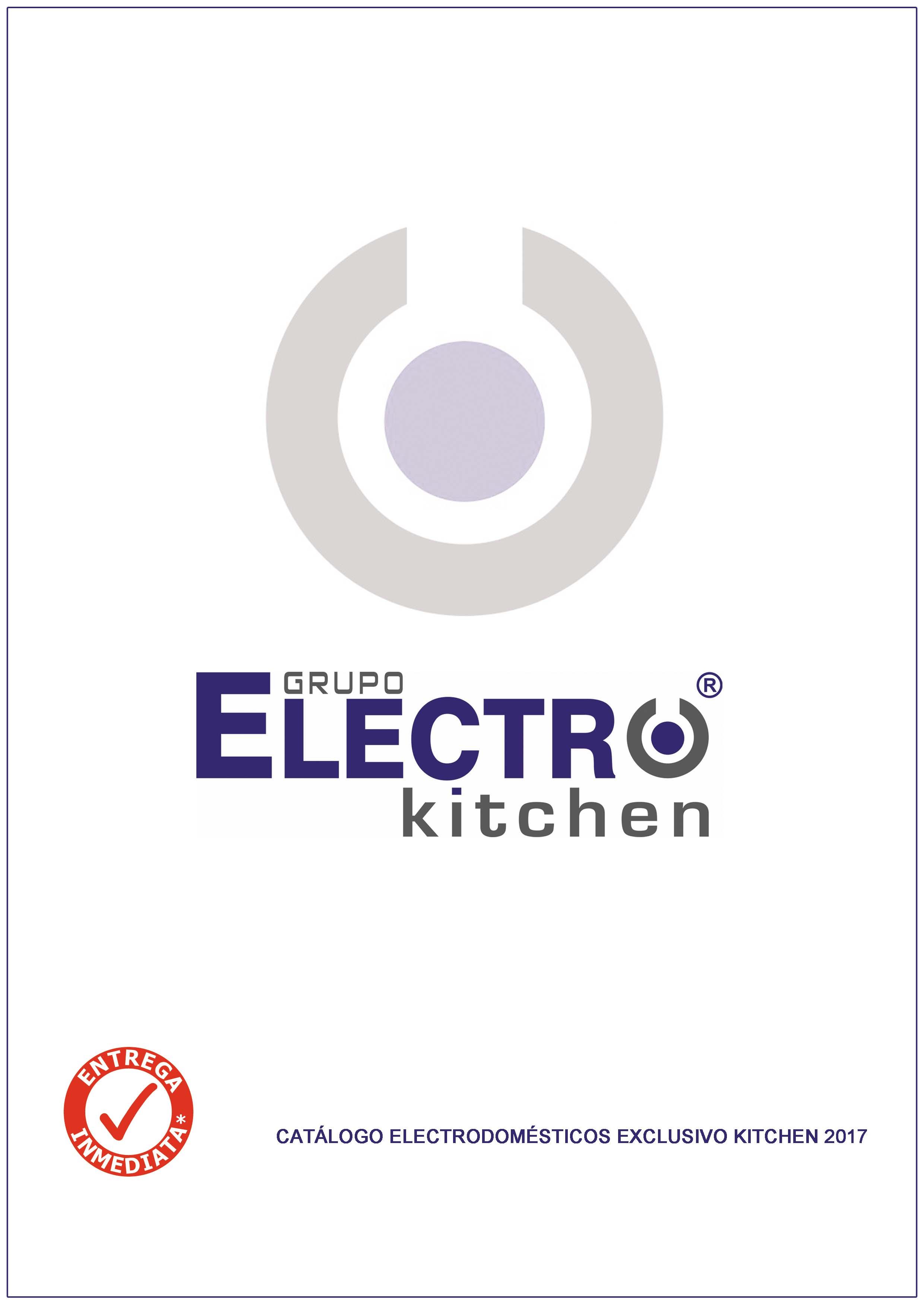 Electockitchen Catálogo Selección de Electrodomésticos
